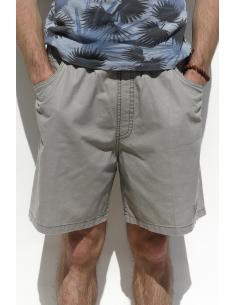 Bermuda pour Homme en Coton Kaki par Coton Marine 27,90€