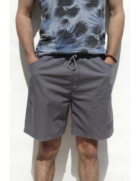 Bermuda pour Homme en Coton 100 % Couleur Steel Grey, Kaki, Beige, Bleu, par Coton Marine 27,90€