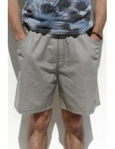 BERMUDA pour Homme en Coton Beige par Coton Marine 26,90€