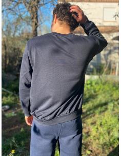 Pull Homme SWEAT-SHIRT mode Casual- Cotonmarine par Coton Marine 19,90€