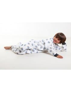 Pyjama Surpyjama Enfant GRENOUILLERE par Coton Marine 25,95€