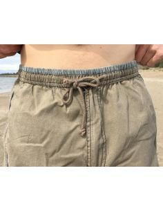 """Coton Marine HOMME NOUVEAUTE - Pantacourt Homme \\"""" Cotonmarine \\"""" 100% Coton"""