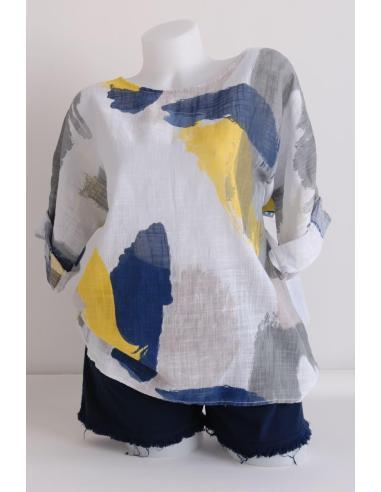 TOP Femme en coton PALETTE par Coton Marine 28,90€