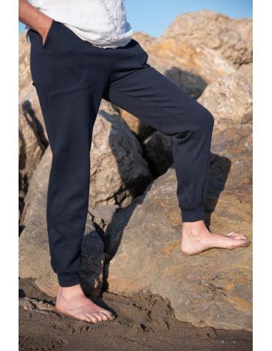 Coton Marine FEMME PANTALON DE JOGGING FEMME