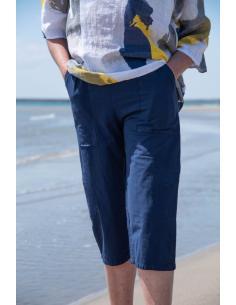 PANTACOURT FEMME COTON MARINE par Coton Marine 22,95€