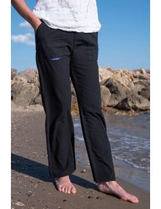 Coton Marine FEMME PANTALON D'ETE FEMME 100 % COTON