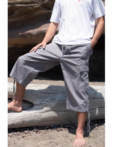 """Coton Marine HOMME NOUVEAUTE - Pantacourt Homme """" Cotonmarine """" 100% Coton"""