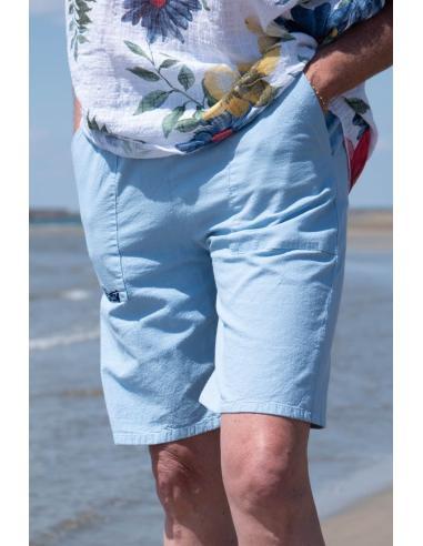 BERMUDA FEMME COTON MARINE par Coton Marine 21,95€