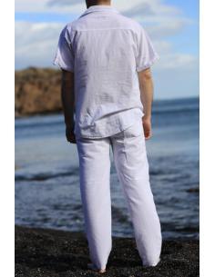 PANTALON HOMME COTON par Coton Marine 23,95€