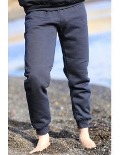 Pantalon de jogging homme molletonné resserré à la cheville et ou sweat assortiS par Coton Marine 22,95€