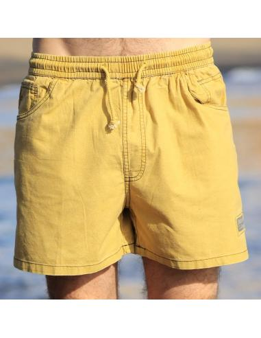 Short court pour Homme en Coton Bleu par Coton Marine 27,90€